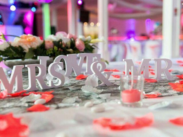Le mariage de Johan et Sandy à Fréjus, Var 19