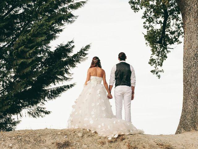 Le mariage de David et Caroline à Sainte-Tulle, Alpes-de-Haute-Provence 11