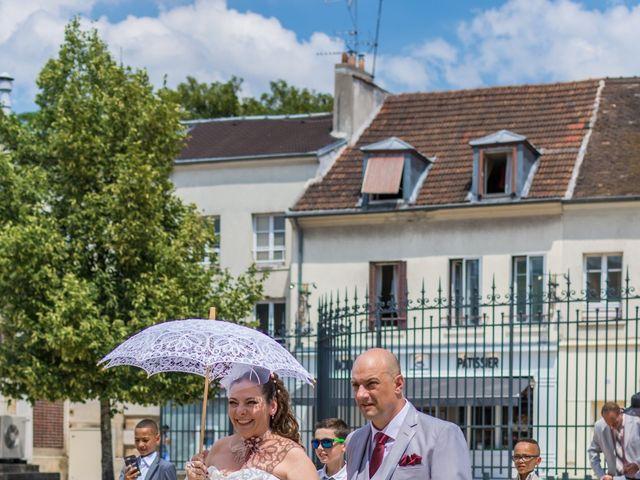 Le mariage de Franck et Florence à Maisons-Alfort, Val-de-Marne 8