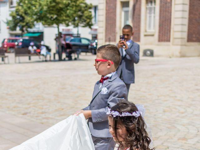 Le mariage de Franck et Florence à Maisons-Alfort, Val-de-Marne 9