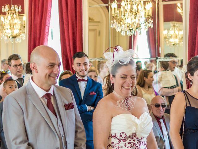 Le mariage de Franck et Florence à Maisons-Alfort, Val-de-Marne 11