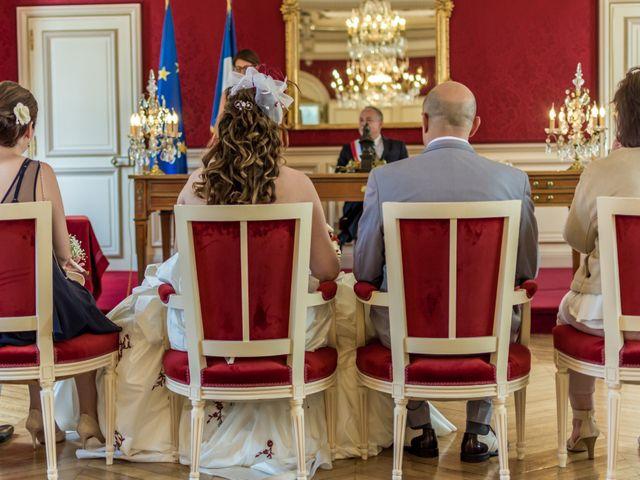 Le mariage de Franck et Florence à Maisons-Alfort, Val-de-Marne 14
