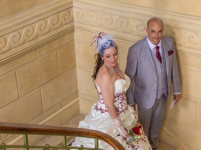 Le mariage de Franck et Florence à Maisons-Alfort, Val-de-Marne 15