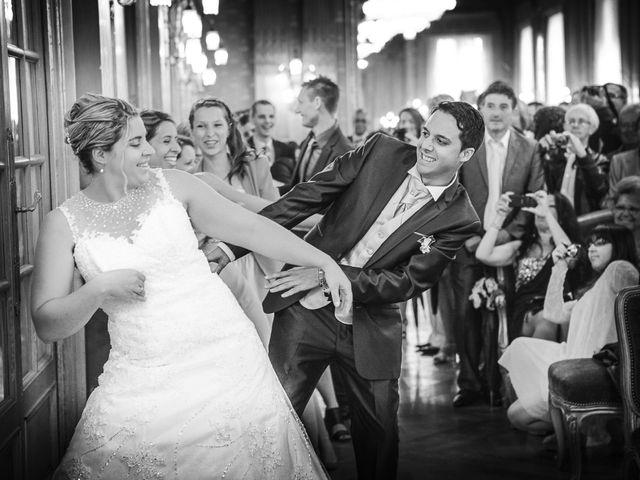 Le mariage de Samuel et Mélanie à Nouvoitou, Ille et Vilaine 7