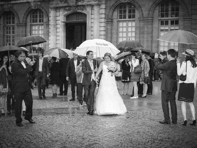 Le mariage de Samuel et Mélanie à Nouvoitou, Ille et Vilaine 9