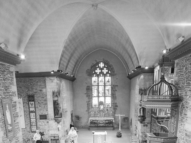 Le mariage de Samuel et Mélanie à Nouvoitou, Ille et Vilaine 11