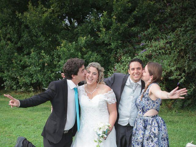 Le mariage de Samuel et Mélanie à Nouvoitou, Ille et Vilaine 26