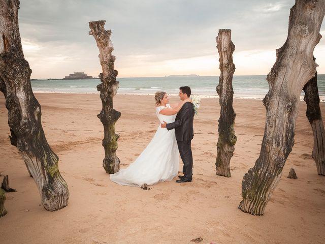 Le mariage de Samuel et Mélanie à Nouvoitou, Ille et Vilaine 38