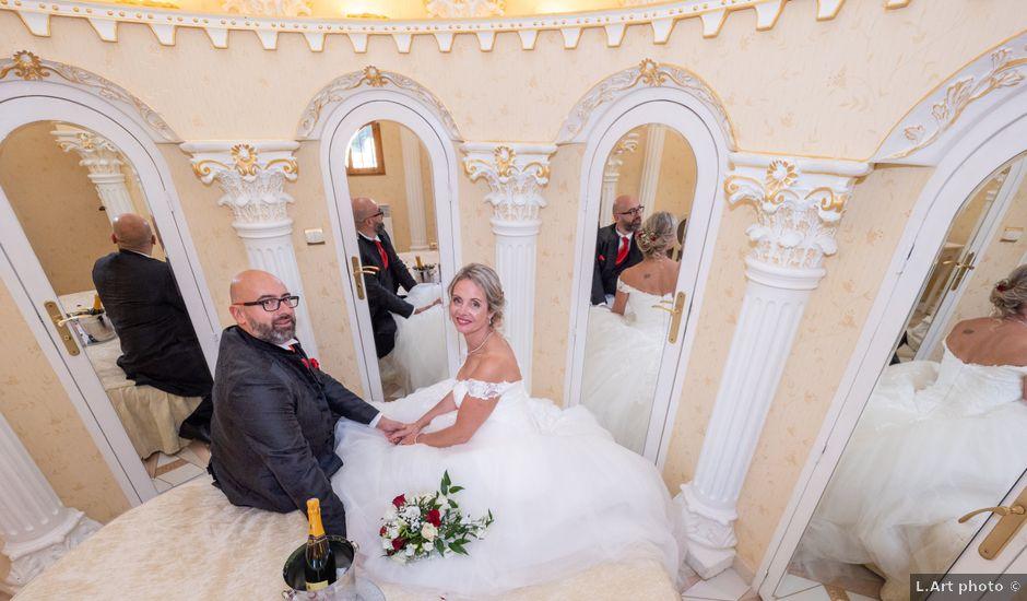 Le mariage de Cyril et Séverine à Louviers, Eure