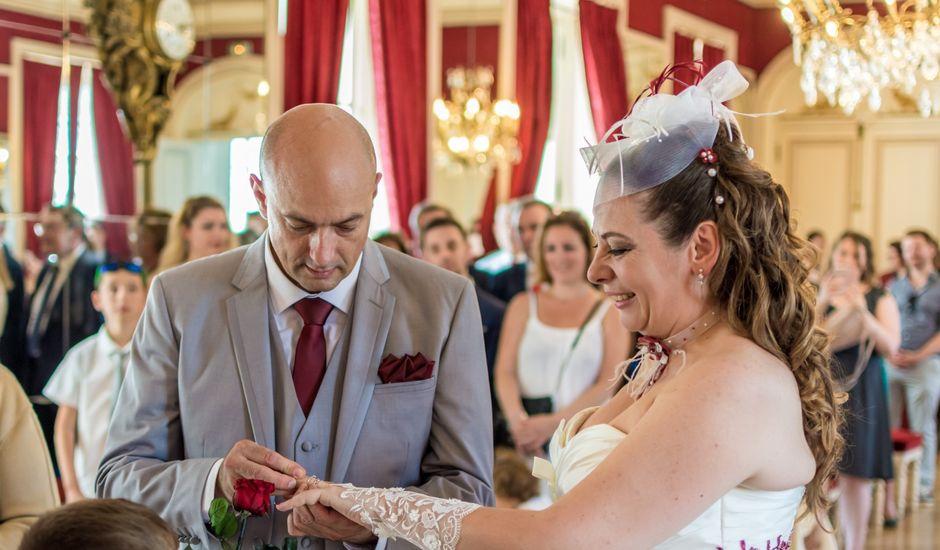 Le mariage de Franck et Florence à Maisons-Alfort, Val-de-Marne