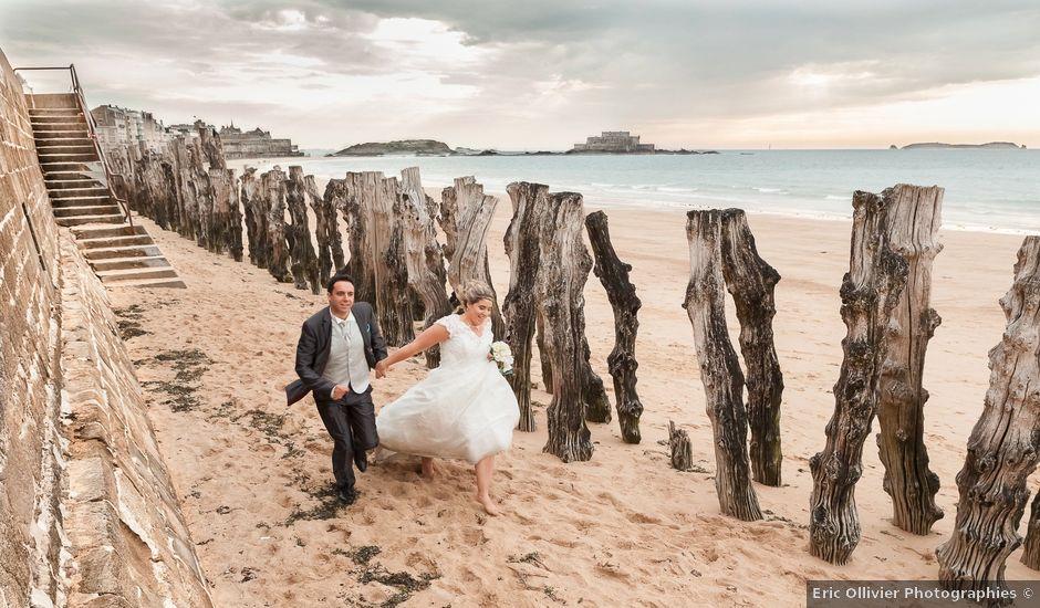 Le mariage de Samuel et Mélanie à Nouvoitou, Ille et Vilaine