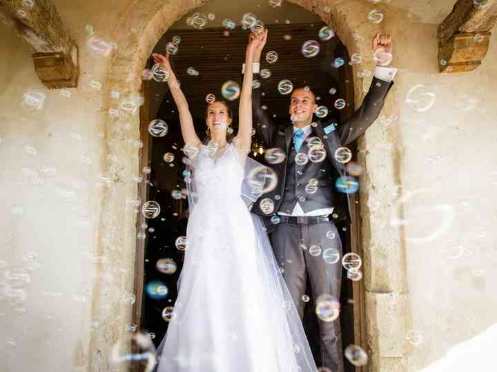Le mariage de Elodie et Guillaume