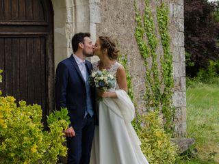 Le mariage de Margot et François