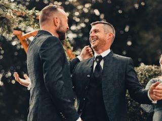 Le mariage de Maxime et Mathieu
