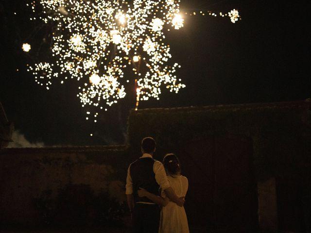 Le mariage de Marie et Julien  à Vallon-en-Sully, Allier 9