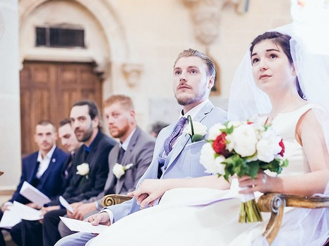Le mariage de Nicolas et Marjolaine à Cernay-la-Ville, Yvelines 8