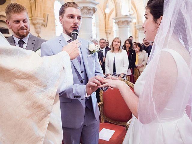 Le mariage de Nicolas et Marjolaine à Cernay-la-Ville, Yvelines 11