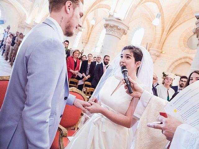 Le mariage de Nicolas et Marjolaine à Cernay-la-Ville, Yvelines 12