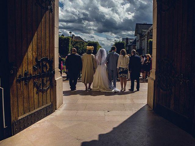 Le mariage de Nicolas et Marjolaine à Cernay-la-Ville, Yvelines 14