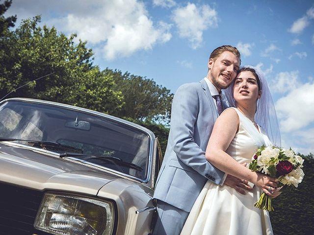 Le mariage de Nicolas et Marjolaine à Cernay-la-Ville, Yvelines 15