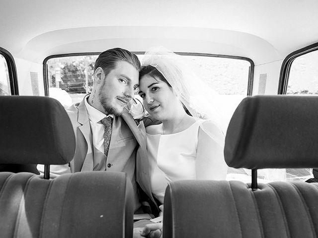 Le mariage de Nicolas et Marjolaine à Cernay-la-Ville, Yvelines 17