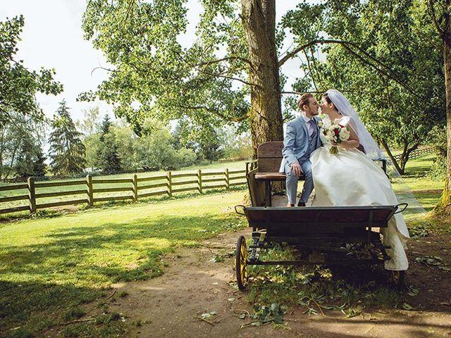 Le mariage de Nicolas et Marjolaine à Cernay-la-Ville, Yvelines 21