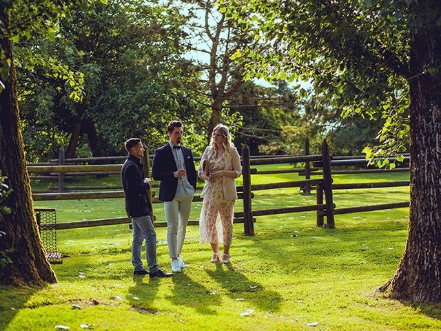 Le mariage de Nicolas et Marjolaine à Cernay-la-Ville, Yvelines 31