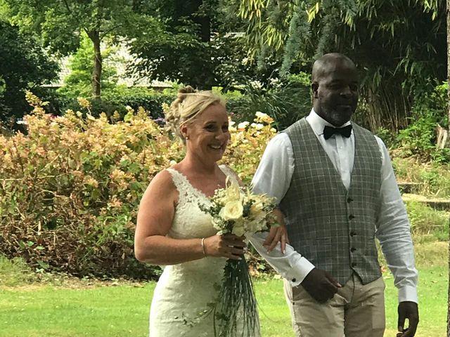 Le mariage de Patrick et Ethel à Épiniac, Ille et Vilaine 6