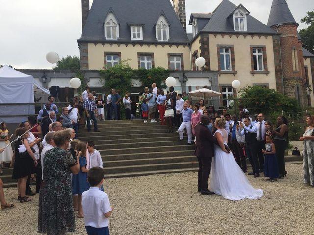 Le mariage de Patrick et Ethel à Épiniac, Ille et Vilaine 12