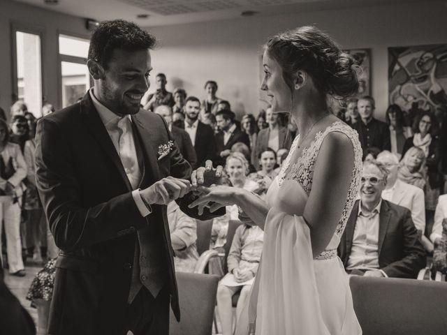 Le mariage de François et Margot à Vertou, Loire Atlantique 11
