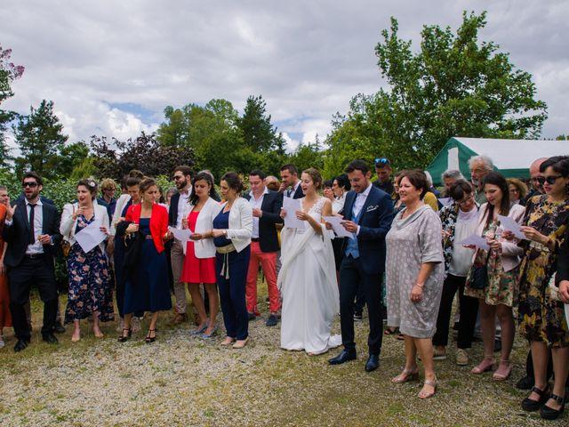 Le mariage de François et Margot à Vertou, Loire Atlantique 31