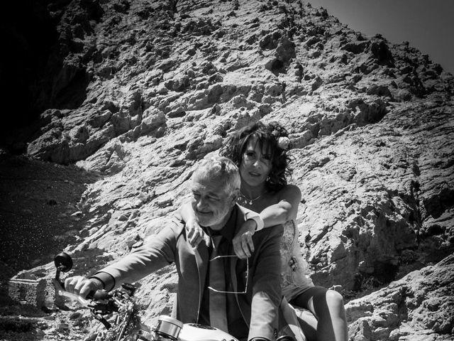 Le mariage de Gilles et Virginie à L'Île-Rousse, Corse 3