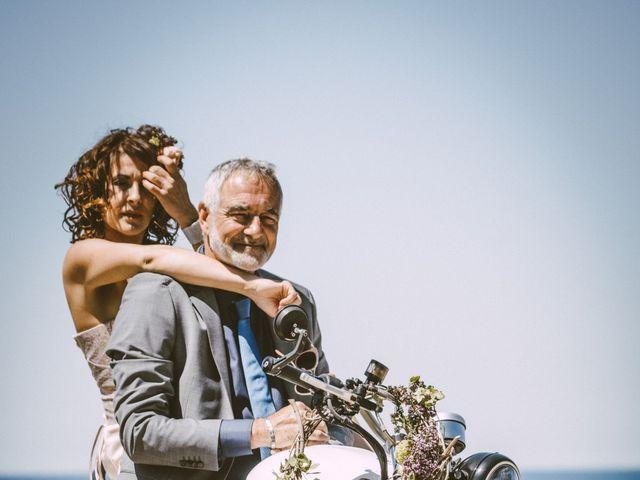 Le mariage de Gilles et Virginie à L'Île-Rousse, Corse 5