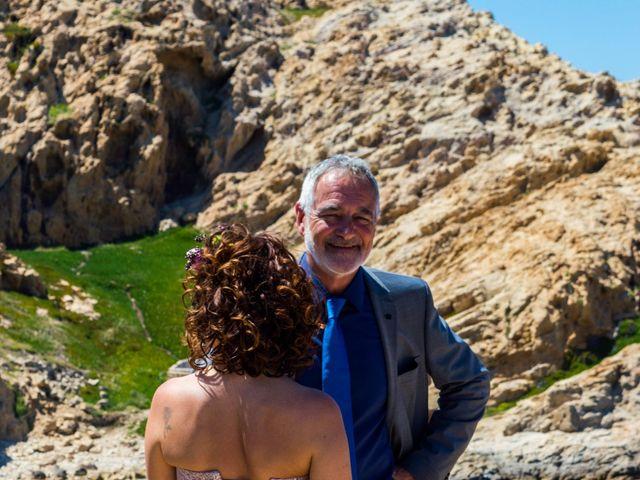 Le mariage de Gilles et Virginie à L'Île-Rousse, Corse 4