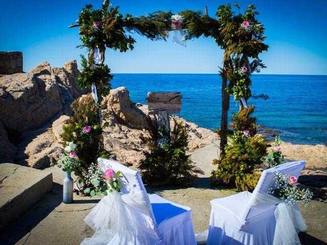 Le mariage de Gilles et Virginie à L'Île-Rousse, Corse 25