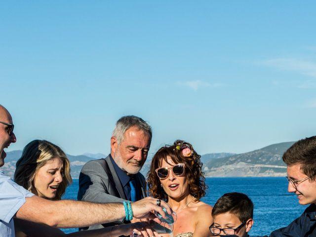 Le mariage de Gilles et Virginie à L'Île-Rousse, Corse 29