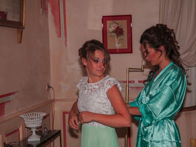 Le mariage de Romain et Mélisande à Restinclières, Hérault 15