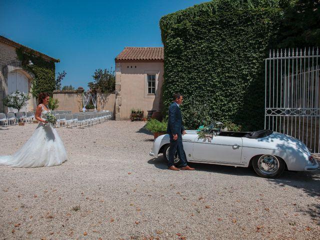 Le mariage de Romain et Mélisande à Restinclières, Hérault 21