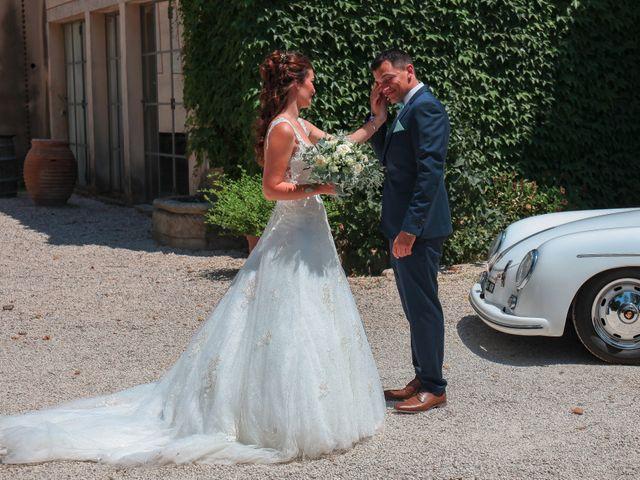 Le mariage de Romain et Mélisande à Restinclières, Hérault 22