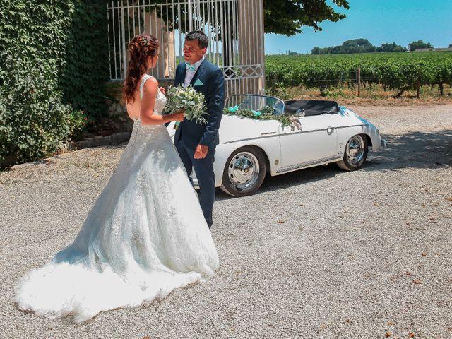 Le mariage de Romain et Mélisande à Restinclières, Hérault 23