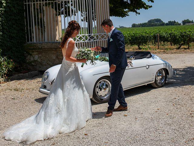 Le mariage de Romain et Mélisande à Restinclières, Hérault 24