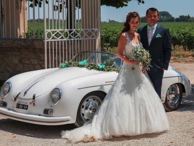 Le mariage de Romain et Mélisande à Restinclières, Hérault 25