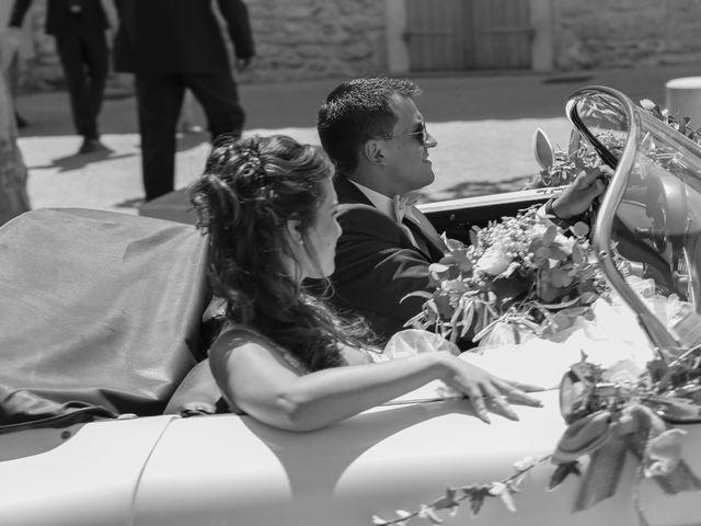 Le mariage de Romain et Mélisande à Restinclières, Hérault 26
