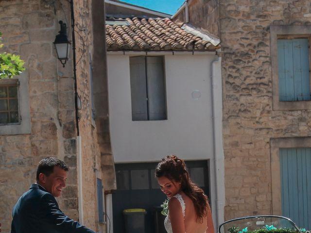 Le mariage de Romain et Mélisande à Restinclières, Hérault 27