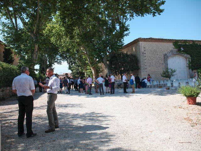 Le mariage de Romain et Mélisande à Restinclières, Hérault 29