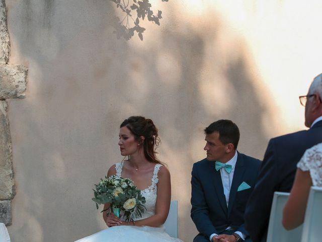 Le mariage de Romain et Mélisande à Restinclières, Hérault 31