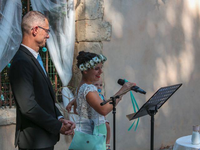 Le mariage de Romain et Mélisande à Restinclières, Hérault 32