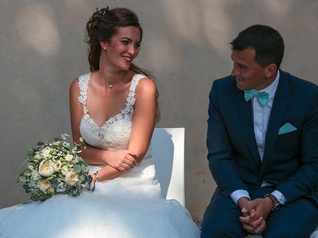 Le mariage de Romain et Mélisande à Restinclières, Hérault 36