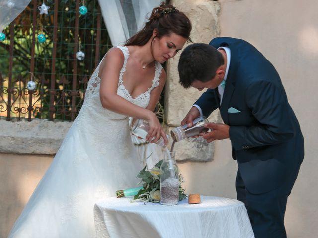 Le mariage de Romain et Mélisande à Restinclières, Hérault 39