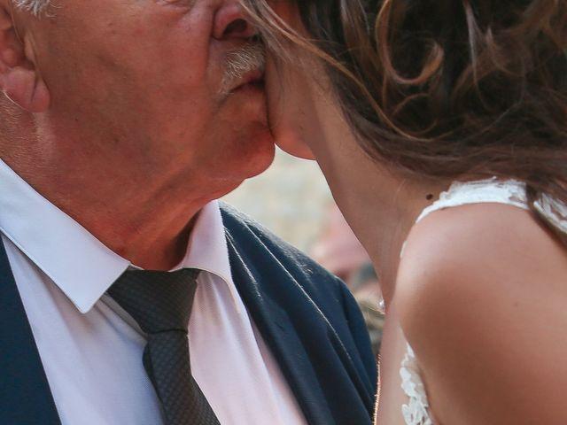 Le mariage de Romain et Mélisande à Restinclières, Hérault 42